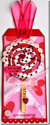 Lollipop card So cute! Crazy Dog Lady, My Crazy, Valentine Day Crafts, Happy Valentines Day, Dog Cards, Paper Crafts, Diy Crafts, Glitter Hearts, Card Making