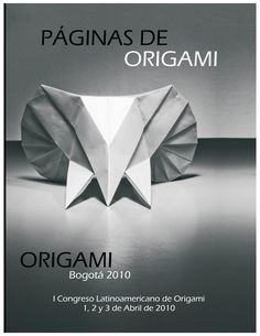 "Find magazines, catalogs and publications about ""origami"", and discover more great content on issuu. Origami Paper, Origami Books, Make It Simple, Paper Crafts, Abstract, Magazines, Rooms, Craft Ideas, Cover"