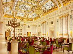 Fairmont Grand Hotel Kyiv in Kiev, Ukraine