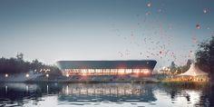 Ice Hockey Arena – Tegmark