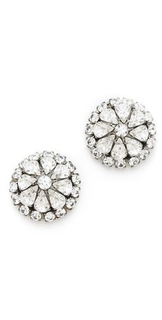 Gorgeous crystal clusters! love.