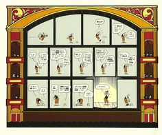 Excerpt from Jimmy Corrigan: The Smartest Kid on Earth by Chris Ware