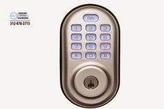 Featured Lock: The Yale Stand-alone Digital Deadbolt Lock Deadbolt Lock, Locksmith Services, Chicago Area, Home Hardware, Door Locks, Digital, Gate Locks, Locks