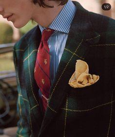 Preppy Mens Fashion, Preppy Style Men, Men's Fashion, Ivy Style, Men's Style, Preppy Mode, Prep Style, Suit Shirts, Preppy Outfits