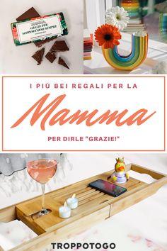 Quando la Festa della Mamma si avvicina, dobbiamo dimostrare alla mamma tutto il nostro affetto con un regalo speciale. #festadellamamma #mothersday #ideeregalo #regali #regalo #regalimamma #mamma #accappatoio #tazza #personalizzabile Gift