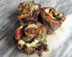 Ribeye Steak Rollitini