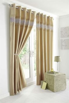 When decorating it's an accepted detail that silk curtains provide an expensive and trendy vogue to your decor. Historically silk curtains are seen as a signal of material resource and prosperity. King Duvet Set, Duvet Sets, Bed Sets, Faux Silk Curtains, Lined Curtains, Silk Bedding, Duvet Bedding, Double Duvet Set, Contemporary Curtains