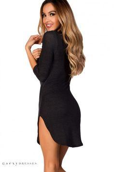 Sexy tunic dress