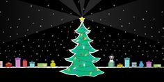 Infografica suI comportamenti d'acquisto e sui social delle persone sotto Natale.