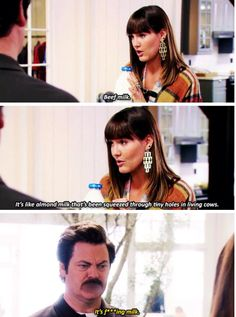 Ron Swanson is the best! Best Tv Shows, Best Shows Ever, Movies And Tv Shows, Parks And Rec Memes, Parks And Recreation, Parcs And Rec, Parks Department, Tv Show Quotes, Verse