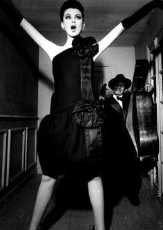 Dorothea McGowan, 1960.