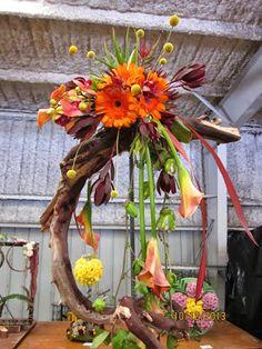 Kitayama Brothers Floral News: Greg Lum's Magic