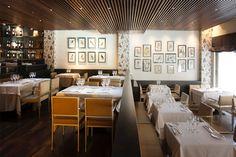 Restaurante Attic ©pptinteriorismo #interiordesign #interiorismo #barcelona #decoracion #styling #reformas #attic #restaurant #pptinteriorismo