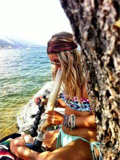 summertime hippie love
