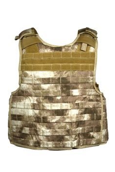 Condor Outdoor Tactical Quick Release Plate Carrier w/ MOLLE Webbing - A-TACS $185