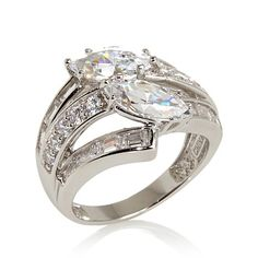 Victoria Wieck 3.42ct Absolute™ Multistone Ring