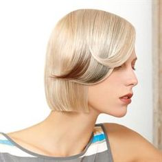 How gorgeous is this 3-D blonde from Alfaparf.  I'd be willing to give it a try.  Anyone game?