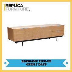 NEW - Replica Cees Braakman Pastoe Frame Sideboard-Oak or Walnut | Cabinets | Gumtree Australia Brisbane North East - Fortitude Valley | 1080933562
