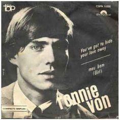 ANOS DOURADOS: IMAGENS & FATOS: IMAGENS - Disco: Ronnie Von 1966