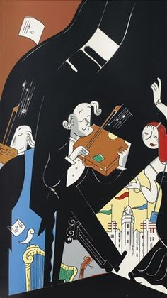 MUSICIENS by Ever Meulen