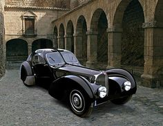 1938 Bugatti 57SC Atlantic Coupe