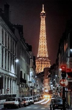 The sight of the Eiffel Tower in Paris, France, never gets tiring.