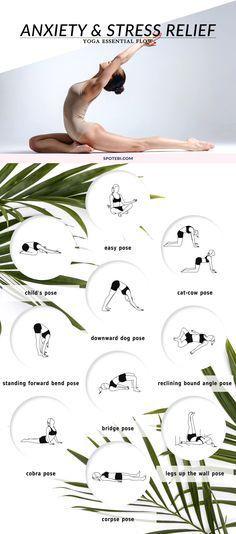 La práctica de yoga y meditación regular puede ayudar a reducir el estrés y la…