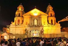 Philippine Christmas Dawn Mass or Simbang Gabi - Philippine Travel ...