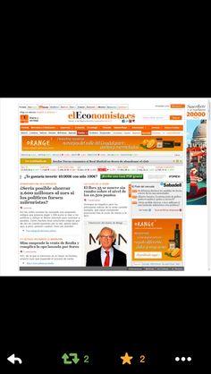 El Economista Digital 5/02/15 Orange3