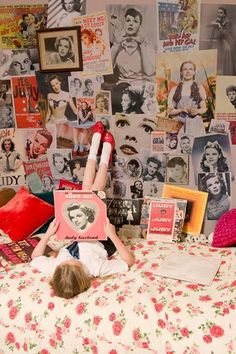 GARLAND ROOM <3   via Facebook   We Heart It