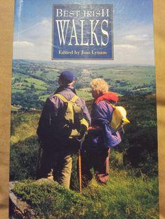 Best Irish Walks ; Joss Lynam
