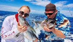 Tuna love aboard GOOD DAY in Quepos Costa Rica!