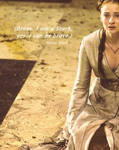 I am a Star, yes, I can be brave.