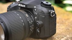 Pete from London Camera Exchange takes you through a first look at the new Nikon D7200. Nikon's new digital SLR camera.