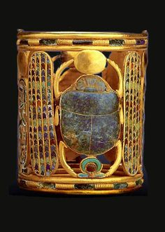 "Scarab bracelet ~ Egypt ~ Miks' Pics ""Artsy Fartsy ll"" board @ http://www.pinterest.com/msmgish/artsy-fartsy-ll/ and my  ~ ""Acnient Egypt"" board @ http://www.pinterest.com/msmgish/ancient-egypt/"