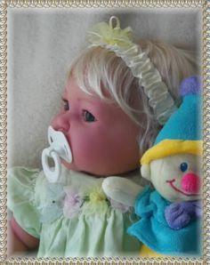 """Mary Margaret"" Reborn Baby Girl infant Doll Berenguer OOAK"