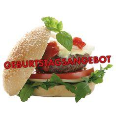 Burger vom Wagyu Rind nur diesen Monat im Jubiläumsangebot. 20,- € / Paket !
