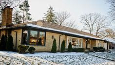 Marvin Gaye's 70's house, Berry Gordy's old house, 3067 Outer Drive, Detroit, MI by Doug Coombe, via Flickr
