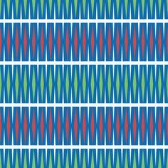 """Grafica di Liceo artistico Gallizio:""""Ritmo blue and green"""". #thecolorsoup #graphics #tessuti #textile #pattern"""