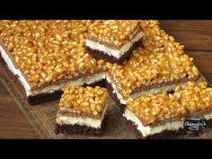 To ciasto wymyśliłam na urodziny Męża łącząc jego ulubione smaki. Szyszkowy król okazał się strzałem w 10! Cake Recipes, Dessert Recipes, Desserts, Polish Recipes, Polish Food, Cake Bars, Sweets Cake, Food Cakes, Homemade Cakes