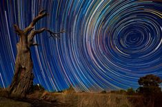 star drawing- how cool is that?  Even the stars are endlessly changing course