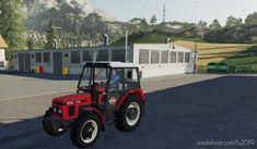 Download Zetor 7745 mod. Zetor 7745 57kw / 77 hp 21 km / h price 39.000 euro Farming, Euro, Tractor