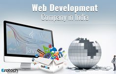 If you have a business and don't have a #website, then you're losing out on significant opportunities for your business. Get your website done by the leading #webdevelopment company in India.