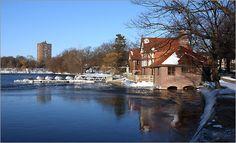 Jamaica Pond  Boston, MA