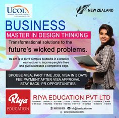 More and more Indians are beginning to study in New Zealand, mostly due to the presence of a safe learning environment, exceptional support for overseas students and the excellent learning opportunities. If you wish for overseas education get in touch with Riya Education.