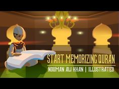 Invest in Yourself | Nouman Ali Khan | illustrated - YouTube
