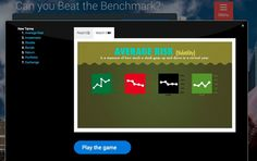 Fidelity Labs launched a new educational game for investors called Beat the Benchmark. Read more about it at the Scorpio Partnership blog.