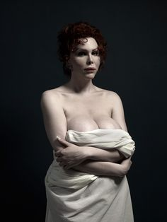 Provocative Portraits Of Extreme Plastic Surgery by Phillip Toledano (NSFW) - Feature Shoot