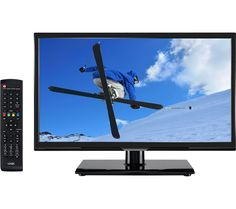 """LOGIK  L20HE15 20"""" LED TV Price: £ 79.99 The Logik L20HE15 20"""" LED TV delivers HD quality entertainment for any room in the house. HD TV At 20"""", the L20HE15 is small enough to discreetly fit into any room, making it the ideal choice for kitchens and bedrooms. With a HD Ready resolution, LED directlit technology and noise reduction, the L20HE15 offers sharp, detailed images for enjoying..."""
