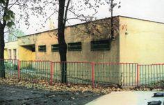 Az ügyelet épülete egykor